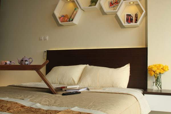 model kamar tidur minimalis